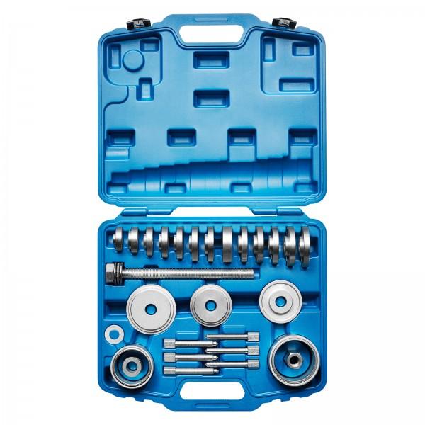 KRAFTPLUS® K.267-3010 Universal Radlager Werkzeug Satz für PKW Radnaben 31-tlg.