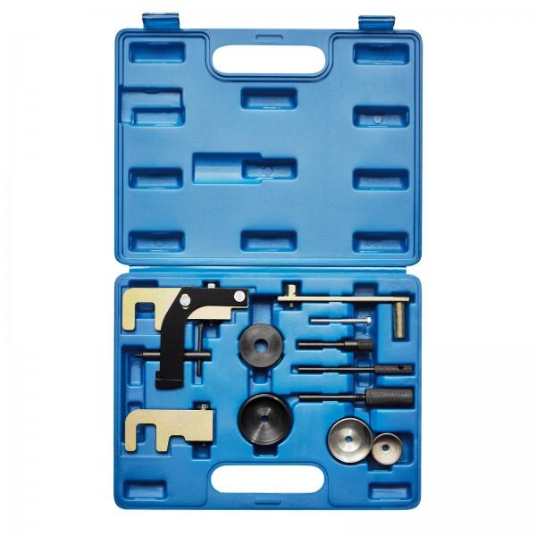 KRAFTPLUS® K.200-8110 Motor Einstellwerkzeug für ua. GM Renault Nissan12-tlg.