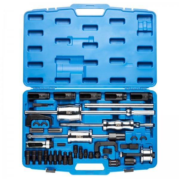 KRAFTPLUS® K.286-7601 Injektor-Düsen-Auszieher-Satz 40-tlg. für Bosch Denso