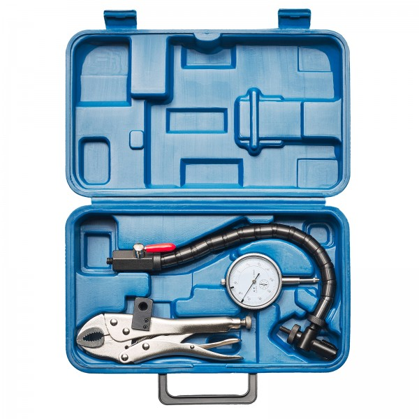 KRAFTPLUS® K.211-2210 Bremsscheiben Plan Rundlauf Messgerät DTI Messuhr 0-10mm